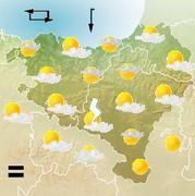 Eitb Eguraldi mapa webean