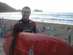 Surfeatzen Zarautzen