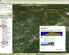 Wikiloc Google Earthen
