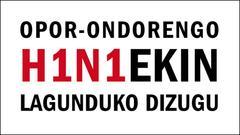 H1N1ekin lagunduko ote digu Eroskik?