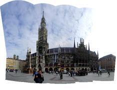 2008-II-A Munchen Rathaus puzzle