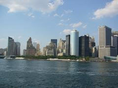 Nueva Yorkeko dorreak