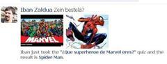 Iban Zaldua Facebook-en