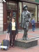 Fatima eta James Joyce