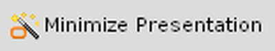 Minimize Presentation