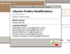 Firefoxen lokalizazioaren buga