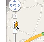 Google Street View panpintxoa