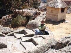 El tribunal del Inka edo Intinkala!!!