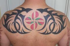 Tatuaje tribala