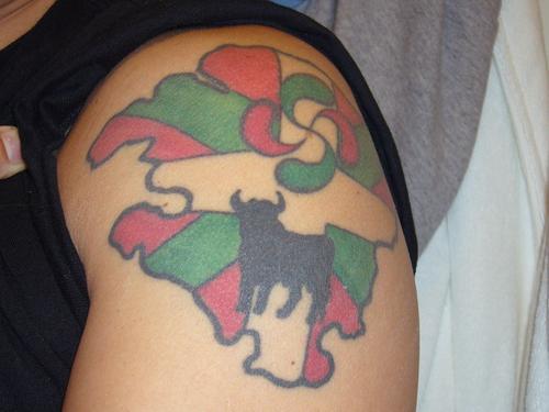 EAE tatuajea