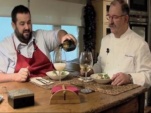 Robin Food, atracón a mano armada: 'huevos Igueldo con trufa'