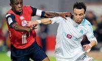 Le LOSC de l'ancien bordelais Rio Mavuba vient de remporter ses sept derniers matches de Ligue 1. (photo archives afp)