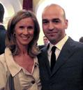 Cristina Garmendia, Minister of Innovation and Dr. Igor Calzada