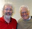 Joseba Zulaika and Israel Katz