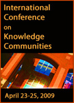 International Conference on Knowledge Communities