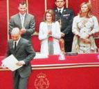Calzada receives research award from Prince of Asturias Felipe de Borbón