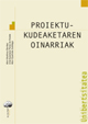 Proiektu-kudeaketaren oinarriak