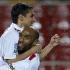 Sevilla-Getafe, Kopa: Jimenezen gizonak, joanekoan nagusi (2-0)
