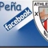 Peña Facebook Athletic