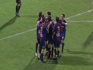 Eibar-Athletic: Gipuzkoarrek zuri-gorriak gainditu dituzte (4-1)