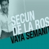Secun de la Rosa esta noche en ''Vaya Semanita''