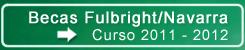 Becas Fulbright, periodo 2010 a 2012