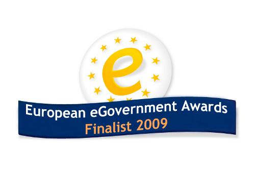 PloneGov, finalista 2009ko European eGovernment sarietan