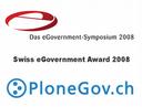 PloneGov: premio administración electrónica en Suiza