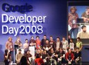 Desarrolladores de CodeSyntax en el Google Developers Day
