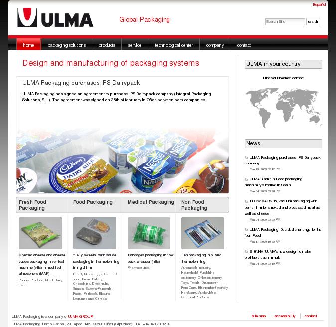 Ulma Packaging