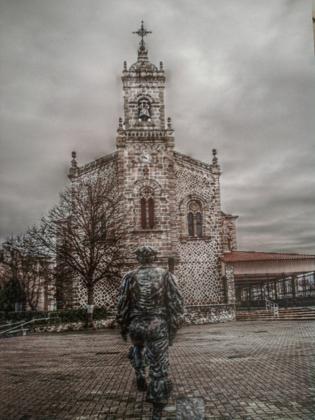 "Fotografía de Basilio Torre ""Elizan dantzan"""