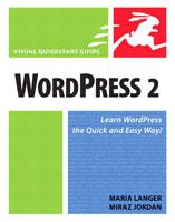 WordPress 2 Visual Quickstart Guide
