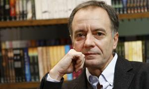 El escritor Antonio Soler, hoy en directo en SUR.es