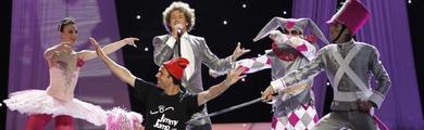 Más de ocho millones de espectadores siguieron la actuación de Daniel Diges en Eurovisión