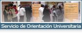 Servicio de Orientación Universitaria