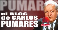 Carlos Pumares habla