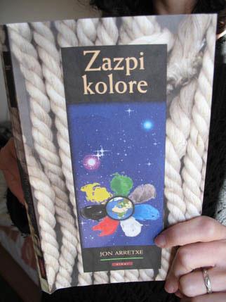 Jon Arretxe Zazpi kolore