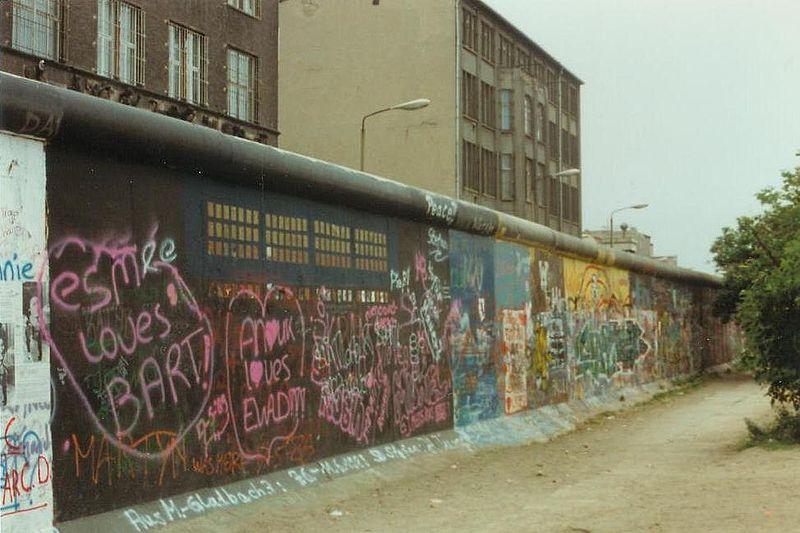 Berlineko harresia