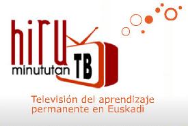 Hiru minututan - Televisón de aprendizaje