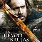 Cartel de la película 'En tiempo de brujas'.