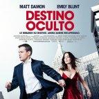 Cartel de la película 'Destino oculto'.