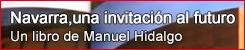 Navarra una invitación al futuro, un libro de Manuel Hidalgo