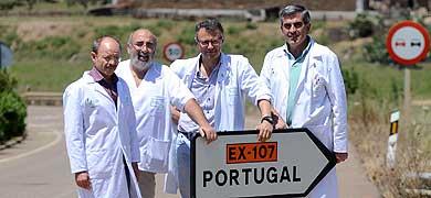 Médicos en el lejano oeste