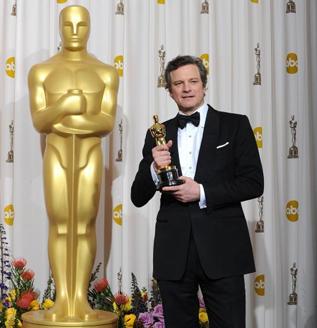 El Discurso del Rey triunfa en los Oscar 2011