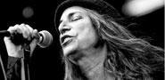 Patti Smith actua en el Jazzaldia