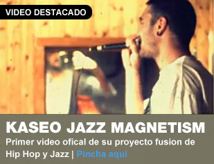 kaseO jazz magnetism boogaloo