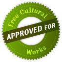 This license is acceptable for Free Cultural Works.