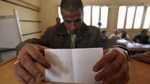 Egyptians stream to polls for 2nd round of vote