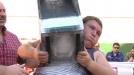 Urdax Magunazelaia levanta 170 kilos con 14 años