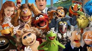 Fotograma de 'Los Muppets'.